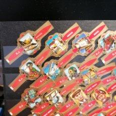 Vitolas de colección: AVIONES VITOLAS SERIE COMPLETA RJ. Lote 199767261
