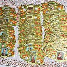 Vitolas de colección: COLECCIÓN DE VITOLAS - ALVARO - ESCULTORES - MÁS DE 200 UNIDADES. Lote 203503511