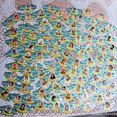 Vitolas de colección: LOTE VITOLAS ALVARO, SERIE MUJERES FAMOSAS EN LAS LETRAS. Lote 203504508