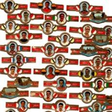 Vitolas de colección: LOTE 50 VITOLAS. Lote 204801870