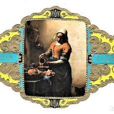 Vitolas de colección: VITOLAS FLORIDA PINTORES BELGAS SERIE B Nº 6 VITOLINA GRAN FORMATO. Lote 205591158