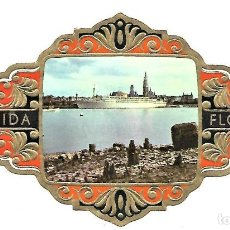 Vitolas de colección: VITOLAS FLORIDA PAISAJES DE BÉLGICA SERIE A Nº 2 VITOLINA GRAN FORMATO. Lote 205592231
