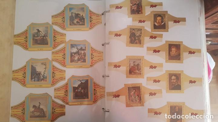 Vitolas de colección: LOTE +1000 VITOLAS - ALVARO, REIG, CAPOTE, ESMERALDA, LA FAMA, +ÁLBUM HOFMANN - Foto 8 - 206217800