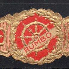Vitolas de colección: VITOLA CLASICA: 032007, TEMA TIMONES, RUMBO, ISLAS CANARIAS.. Lote 206509707