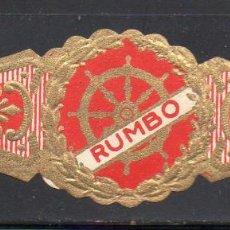 Vitolas de colección: VITOLA CLASICA: 032008, TEMA TIMONES, RUMBO, ISLAS CANARIAS.. Lote 206509721