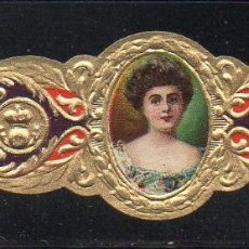 Vitolas de colección: VITOLA CLASICA: 032020, TEMA MUJERES, S.M. TALON H.S.2794. Lote 206509790