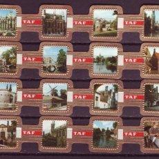 Vitole di collezione: TAF, BRUJAS, 24 VITOLAS, SERIE COMPLETA.. Lote 210653657