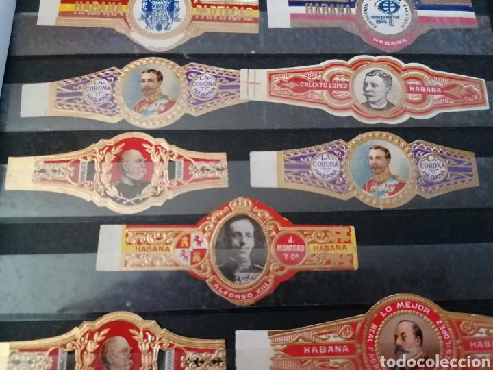 Vitolas de colección: Colección de antiguas vitolas La Habana, Cuba. - Foto 4 - 214022700