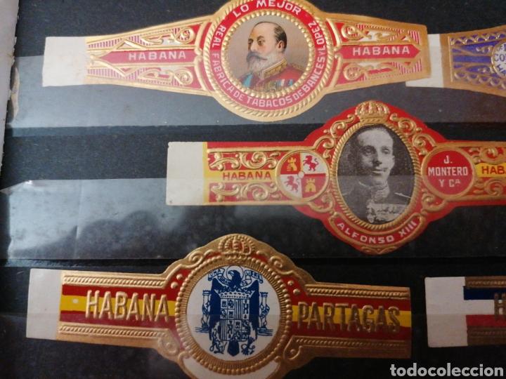 Vitolas de colección: Colección de antiguas vitolas La Habana, Cuba. - Foto 25 - 214022700