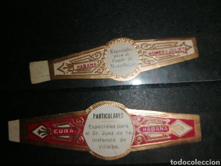 Vitolas de colección: Colección de antiguas vitolas La Habana, Cuba. - Foto 38 - 214022700