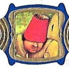 Vitolas de colección: VITOLAS P. BREUGHEL SERIE FRAGMENTOS DE BREUGHEL BORDE AZUL, VER EXISTENCIAS A 0,10 C/U. Lote 221956463