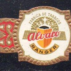 Vitolas de colección: VITOLA CLASICA: 162006, RANGER, ALVARO, ISLAS CANARIAS.. Lote 222250986