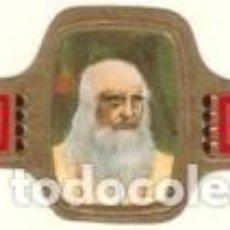 Vitolas de colección: VITOLAS JUBILE SERIE LEONARDO DA VINCI - VER DISPONIBLES A 0,10 € CADA UNA. Lote 222312692