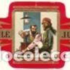 Vitolas de colección: VITOLAS JUBILE SERIE LA ENERGÍA - VER DISPONIBLES A 0,10 € CADA UNA. Lote 222326408