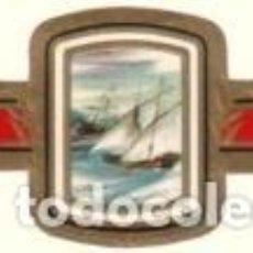 Vitolas de colección: VITOLAS JUBILE SERIE ROBINSON CRUSOE (SM) - VER DISPONIBLES A 0,10 € CADA UNA. Lote 222326923