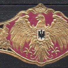Vitolas de colección: VITOLA CLASICA: 171013, TEMA AGUILAS, TALON H.S.5491. Lote 222681875