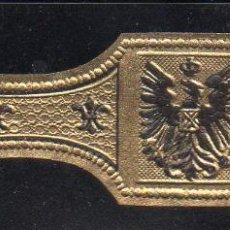 Vitolas de colección: VITOLA CLASICA: 171016, TEMA AGUILAS, TALON G.K.16613. Lote 222681956