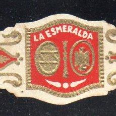 Vitolas de colección: VITOLA CLASICA: 171029, TEMA AGUILAS, LA ESMERALDA, ISLAS CANARIAS. Lote 222682380