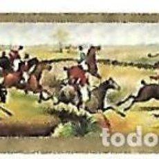 Vitolas de colección: VITOLAS MERCATOR SERIE ESCENAS DE CAZA - VER DISPONIBLES A 0,10 CADA UNA. Lote 222685478