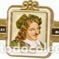 Vitolas de colección: VITOLAS MERCATOR SERIE PINTORES HOLANDESES Y FLAMENCOS - VER DISPONIBLES A 0,10 € CADA UNA. Lote 222719151