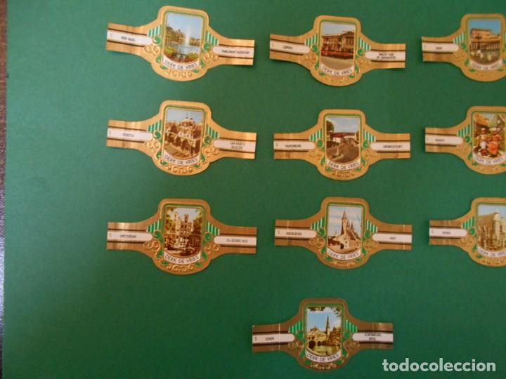 Vitolas de colección: VITOLAS DERK DE VRIES-SERIE 98-SERIE COMPLETA-10 VITOLAS - Foto 2 - 222983633