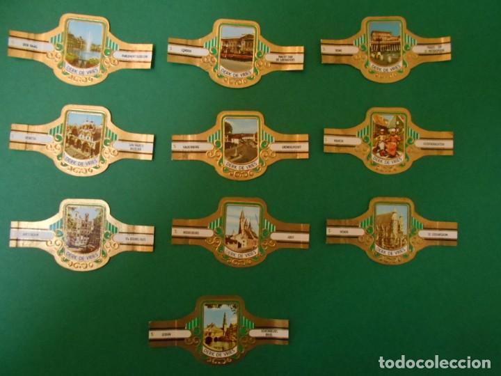 Vitolas de colección: VITOLAS DERK DE VRIES-SERIE 98-SERIE COMPLETA-10 VITOLAS - Foto 3 - 222983633