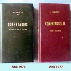 Vitolas de colección: PAREJA DE CATALOGOS VITOFILICOS DE J. SANCHEZ AÑOS 1975 3ª EDI.Y 1977. BIEN CONSERVADOS.RAROS.NUEVOS. Lote 228954535