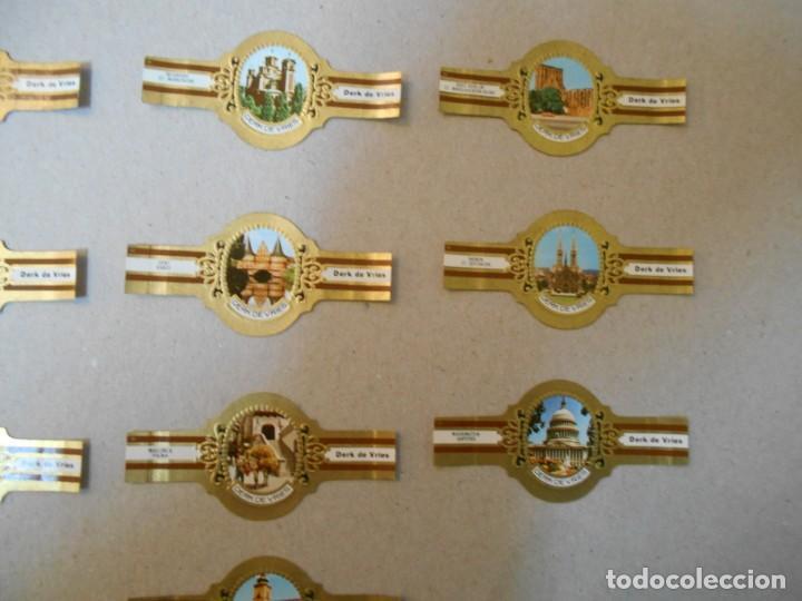 Vitolas de colección: VITOLAS DERK DE VRIES-SERIE 242-SERIE COMPLETA-10 VITOLAS - Foto 3 - 234380790