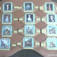 Vitolas de colección: SERIE 12 VITOLAS ALVARO CUADROS PINTORES ESPAÑOLES GOYA. Lote 235098375