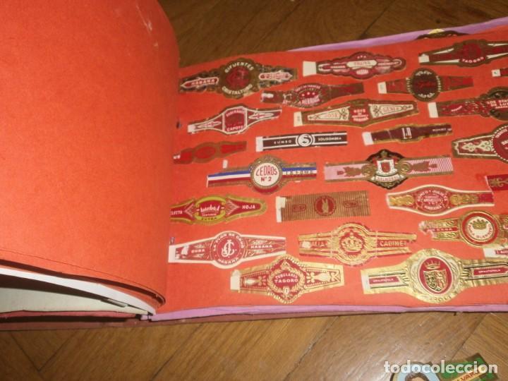 Vitolas de colección: Gran lote más de 400 vitolas Capote, Alvaro, personajes, Quijote, repetidas - solo valientes. - Foto 14 - 236989845