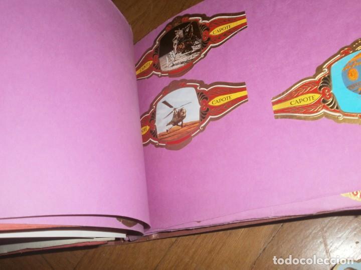 Vitolas de colección: Gran lote más de 400 vitolas Capote, Alvaro, personajes, Quijote, repetidas - solo valientes. - Foto 16 - 236989845