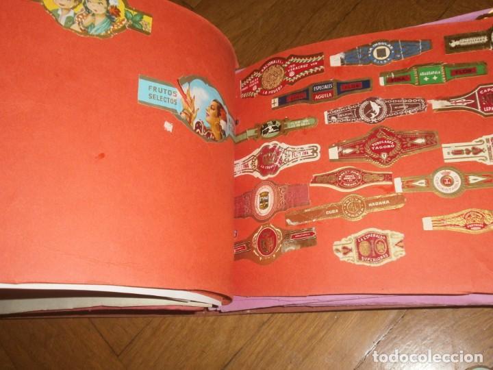 Vitolas de colección: Gran lote más de 400 vitolas Capote, Alvaro, personajes, Quijote, repetidas - solo valientes. - Foto 18 - 236989845