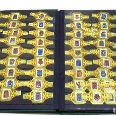 Vitolas de colección: VITOLFILIA - ALBUM CON 600 VITOLAS APROX. - (TODAS FOTOGRAFIADAS). Lote 242950540