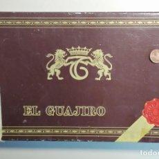 Vitolas de colección: 700 VITOLAS ANTIGUAS Y CAJA EL GUAJIRO. Lote 243660995