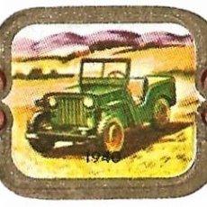 Vitolas de colección: VITOLAS TAF SERIE 3 HISTORIA DEL AUTOMÓVIL COMPLETA 24 VITOLAS. Lote 243777540