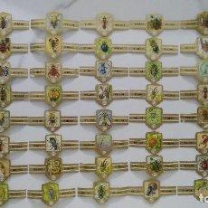 Vitolas de colección: 76 VITOLAS DE INSECTOS WILLEM II. Lote 247666730