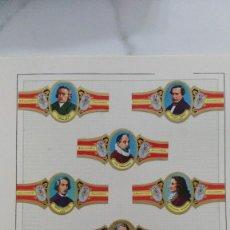 Vitolas de colección: 201 VITOLAS DE ALVARO DE PINTORES. Lote 247667600