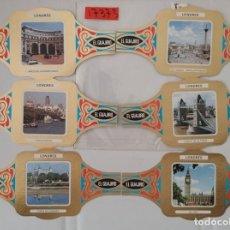 Vitolas de colección: 17373 - VITOLAS - MARCA GUAJIRO - SERIE LONDRES - LOTE DE 12 UNIDADES. Lote 253605200