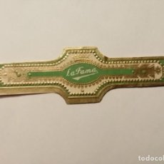 Vitolas de colección: VITOLA - LA FAMA.. Lote 253961235