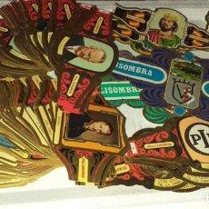 Vitolas de colección: GRAN LOTE DE VITOLAS. Lote 253974865