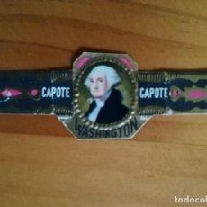 Vitolas de colección: VITOLA - CAPOTE - WASHINGTON. Lote 253985020