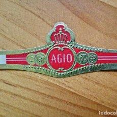 Vitolas de colección: VITOLA - AGIO.. Lote 254284335