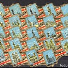 Vitolas de colección: NEOS, CATEDRALES, SERIE 1ª, 24 VITOLAS, SERIE COMPLETA.. Lote 257870545
