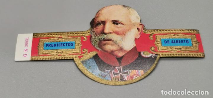 Vitolas de colección: 7 VITOLAS CLÁSICAS. IMPERIO ALEMÁN. CIGAR BAND - Foto 2 - 263562345