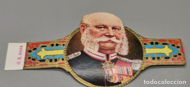 Vitolas de colección: 7 VITOLAS CLÁSICAS. IMPERIO ALEMÁN. CIGAR BAND - Foto 5 - 263562345