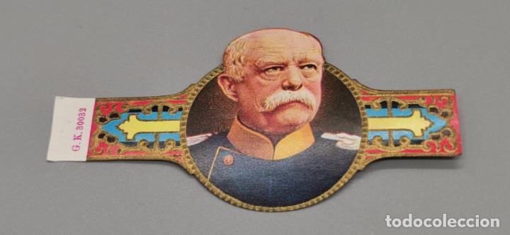 Vitolas de colección: 7 VITOLAS CLÁSICAS. IMPERIO ALEMÁN. CIGAR BAND - Foto 8 - 263562345