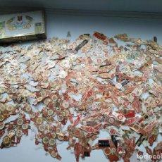 Vitolas de colección: GRAN LOTE DE VITOLAS DE PUROS, VARIAS MARCAS. Lote 263888735
