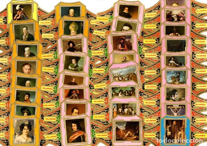 Vitolas de colección: BONITO LOTE COMPUESTO POR 154 CUADROS DE PINTORES TODOS DIFERENTES, no son series completas - Foto 5 - 34480189