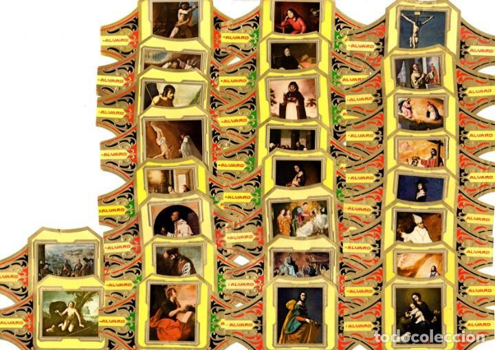 Vitolas de colección: BONITO LOTE COMPUESTO POR 154 CUADROS DE PINTORES TODOS DIFERENTES, no son series completas - Foto 6 - 34480189