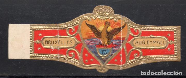 VITOLA CLASICA: 235069, TEMA MITOLOGIA, AVE FENIX, AUG. EYMAEL (Coleccionismo - Objetos para Fumar - Vitolas)